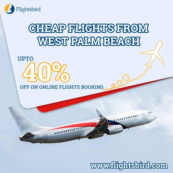 Cheap flights from West Palm Beach
