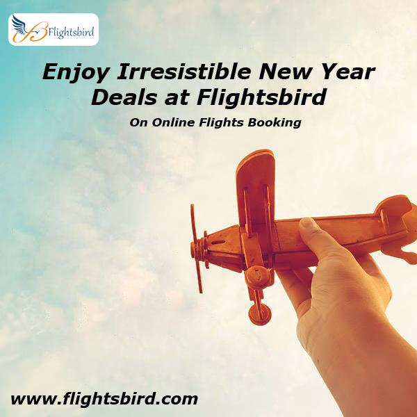 Enjoy irresistible New Year deals booking San Francisco to New York Flights.