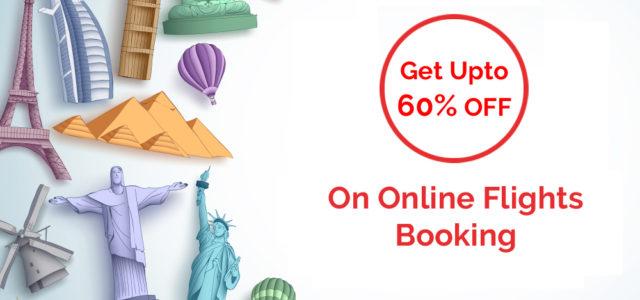 Online Flights Booking